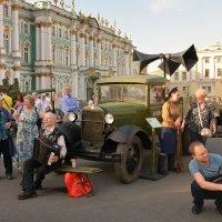 военные песни вспоминая.... :: Валентина Папилова
