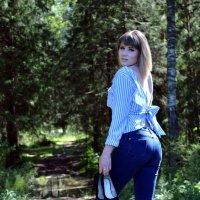 Вера :: Елизавета Ряпосова
