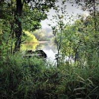 Кихть - река :: Валерий Талашов
