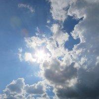Солнечное небо :: Любовь Иванова