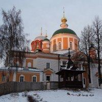 Покровский Хотьков ставропигиальный женский монастырь :: Павел WoodHobby