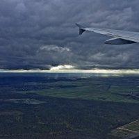 Там где небо сходится с землей... :: Senior Веселков Петр