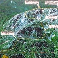 Маршрут по Кавказскому заповеднику :: Tata Wolf