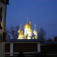 Зачатьевский монастырь :: Анна Воробьева