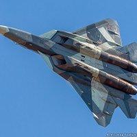 Су-57 :: Александр Горбунов