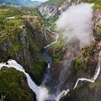 Водопад Верингфоссен :: Alex