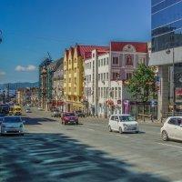 Океанский проспект, Владивосток :: Эдуард Куклин