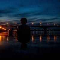 Поздний вечер в Ярославле :: Ольга Васильева