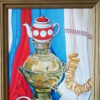По старинному заварим... :: Вячеслав
