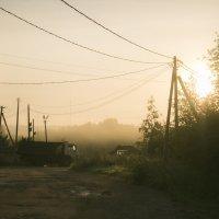 одним ранним утром :: Nika Polskaya