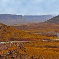 Далекие горы Северной Африки :: Роберт Гресь