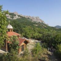 Кизил-Ташский мужской монастырь :: Игорь Державин