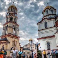 Новоафонский монастырь. :: Александр Рамус