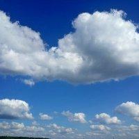 Небо и облака. :: Михаил Столяров