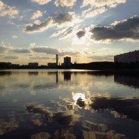 Кто же не любит летние вечера?! :: Андрей Лукьянов