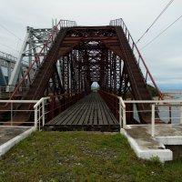 Горбатый мост через реку Мамай :: Валентин Когун