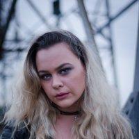 Роковая блондинка :: Екатерина Рябова