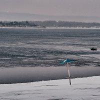 Одинокий рыбак :: Олег Архипов