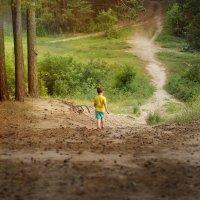 Прогулка по сказочным тропам :: Евгения Рузанова