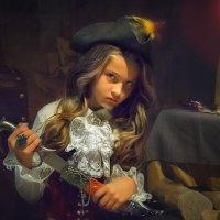 Грозный пират! :: Ольга Егорова