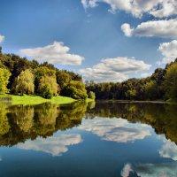 Зеркало природы :: Елена Строганова