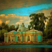 Нет, никогда не будет старым  наш старый парк... :: Tatiana Markova