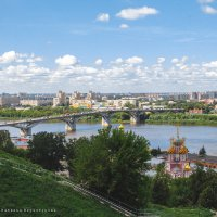 Нижний Новгород :: Наталья Верхотурова