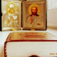 Молитвослов перед иконой :: Сашко Губаревич