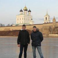 Псков, март 2014... :: Владимир Павлов