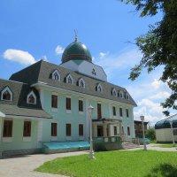 Во дворе мечети :: Вера Щукина