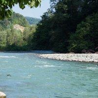 Река Мзытма :: Ирина Холодная