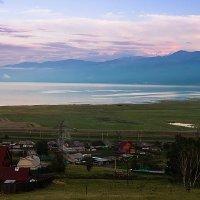 Закат над Байкалом :: Максим