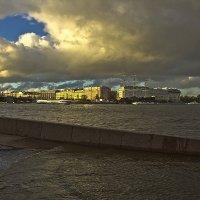Шторм принес очередное наводнение. :: Senior Веселков Петр