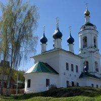 Варваринская церковь (Плес) :: Irina Shtukmaster