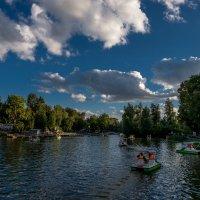 Прогулки по воде :: Игорь Капуста
