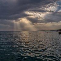 Солнце, море, облака :: Андрей Дворников