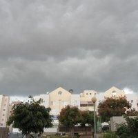 Грозовые облака :: Герович Лилия