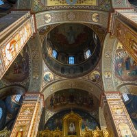 Николо-угрешский монастырь :: Андрей Бондаренко