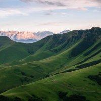 Курахская долина :: Анзор Агамирзоев