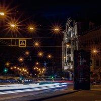 Ночной Петербург :: Вячеслав Васильевич Болякин