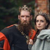 Королевская чета :: Владимир Горубин
