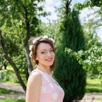 Солнечное лето :: Мария Тишина