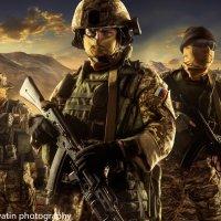 Российская армия на ближнем востоке :: Максим Апрятин