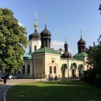 Троицкий Ионинский монастырь. :: Сергей Рубан