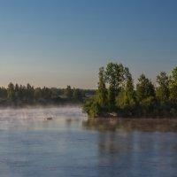 Путешествие из Петербурга в Москву. Карелия.река Свирь. :: юрий макаров