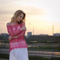 На закате :: Екатерина Рябова