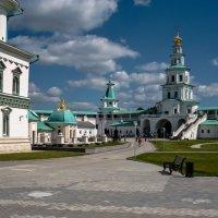 Воскресенский Ново-Иерусалимский мужской монастырь :: Светлана .
