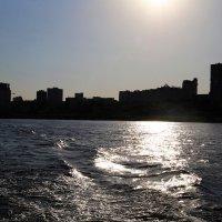 На закате :: Владимир Юдин