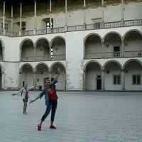 На балу в замке Wawel :: Galina Belugina