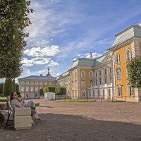 Верхний сад — часть дворцово-паркового ансамбля «Петергоф». :: Сергей Израилев